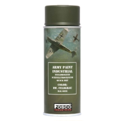 +  PINTURA EN ESPRAY FOSCO COLOR FELDGRAU RAL 6006 WWII  400 ml