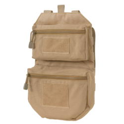 + ASSAULT BACK  PANEL COYOTE MOLLE