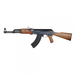 RÉPLICA DE AIRSOFT AK47 GOLDEN EAGLE WOOD NEW VERSION III
