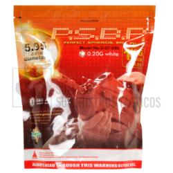 BOLAS 5000 BBs 0,20 G&G PERFECT BB 1 KILO