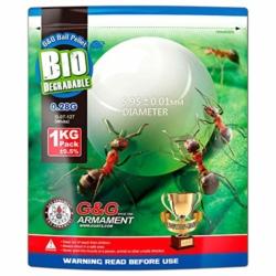 BOLAS 3500 BBs 0,28 G&G BIO PRECISION 1 KILO
